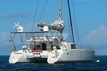 44ft Yacht FRENK