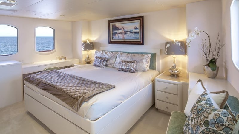 CHERISH II :: On Deck VIP Stateroom