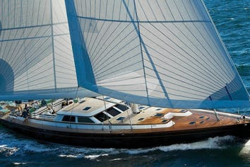116ft Yacht WHISPER