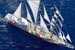 RUNNING ON WAVES  yacht charter in