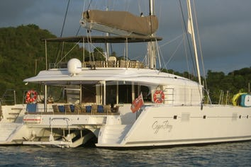 56ft Yacht COPPER PENNY