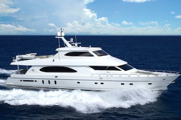 98ft Yacht TIGERS EYE