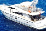 ASKIM3 power yacht charter in