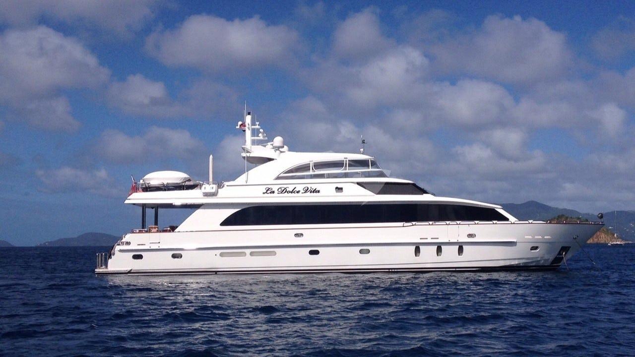 Yacht LA DOLCE VITA Charter Yacht