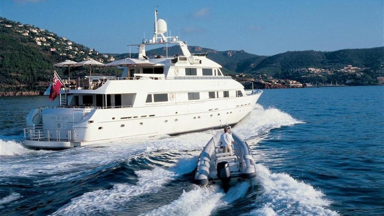 Yacht LIONSHARE Charter Yacht
