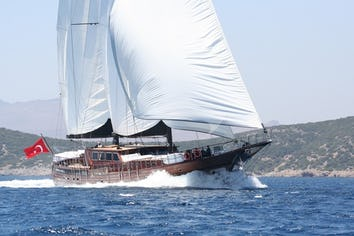 111ft Yacht PRINCESS KARIA II