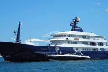 Force Blue Superyacht Charter