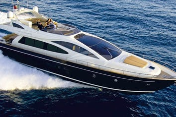 75ft Yacht DOLCE MIA
