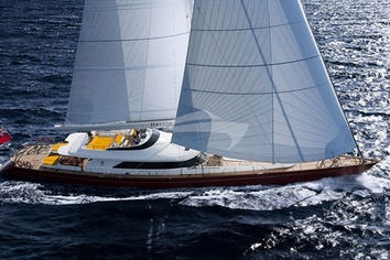 147ft Yacht BLUSH
