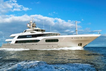 186ft Yacht MY SEANNA