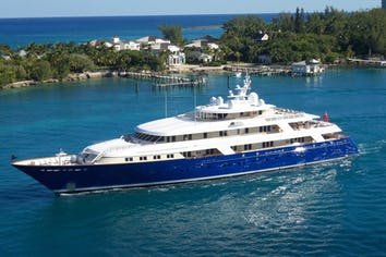 240ft Yacht LAUREL