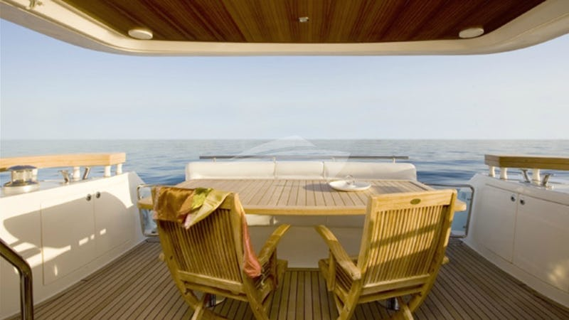 JULY :: Aft Deck
