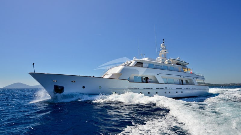 Yacht Charter NUMBER NINE