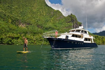 75ft Yacht MISS KULANI