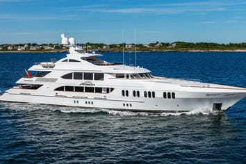 164ft Yacht ASPEN ALTERNATIVE