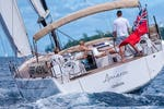 AMAROO sail yacht charter in