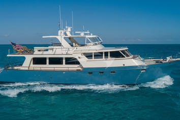 71ft Yacht HALCYON SEAS