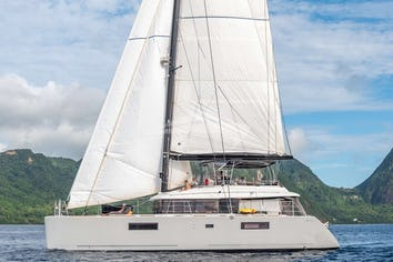 56ft Yacht RESPITE AT SEA