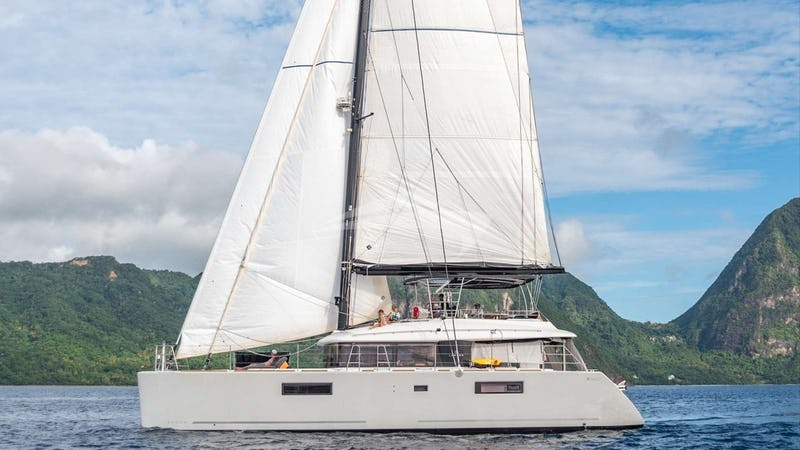 Yacht Charter RESPITE AT SEA