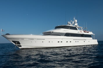 113ft Yacht DREAMTIME