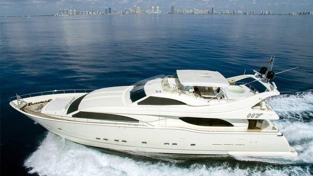 Yacht OOZ Charter Yacht