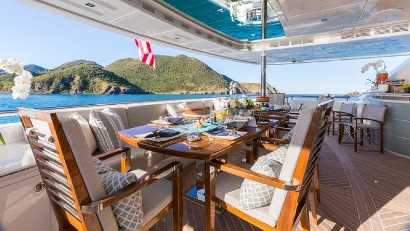 KING BABY :: Aft Deck