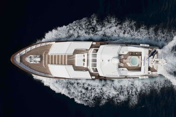 141ft Yacht ECLIPSE