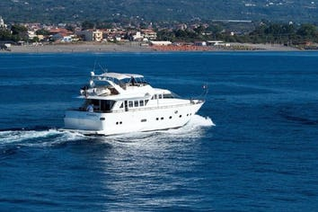 70ft Yacht CLAUDIAAMBER