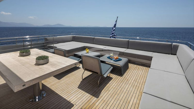 Sun Deck Salon