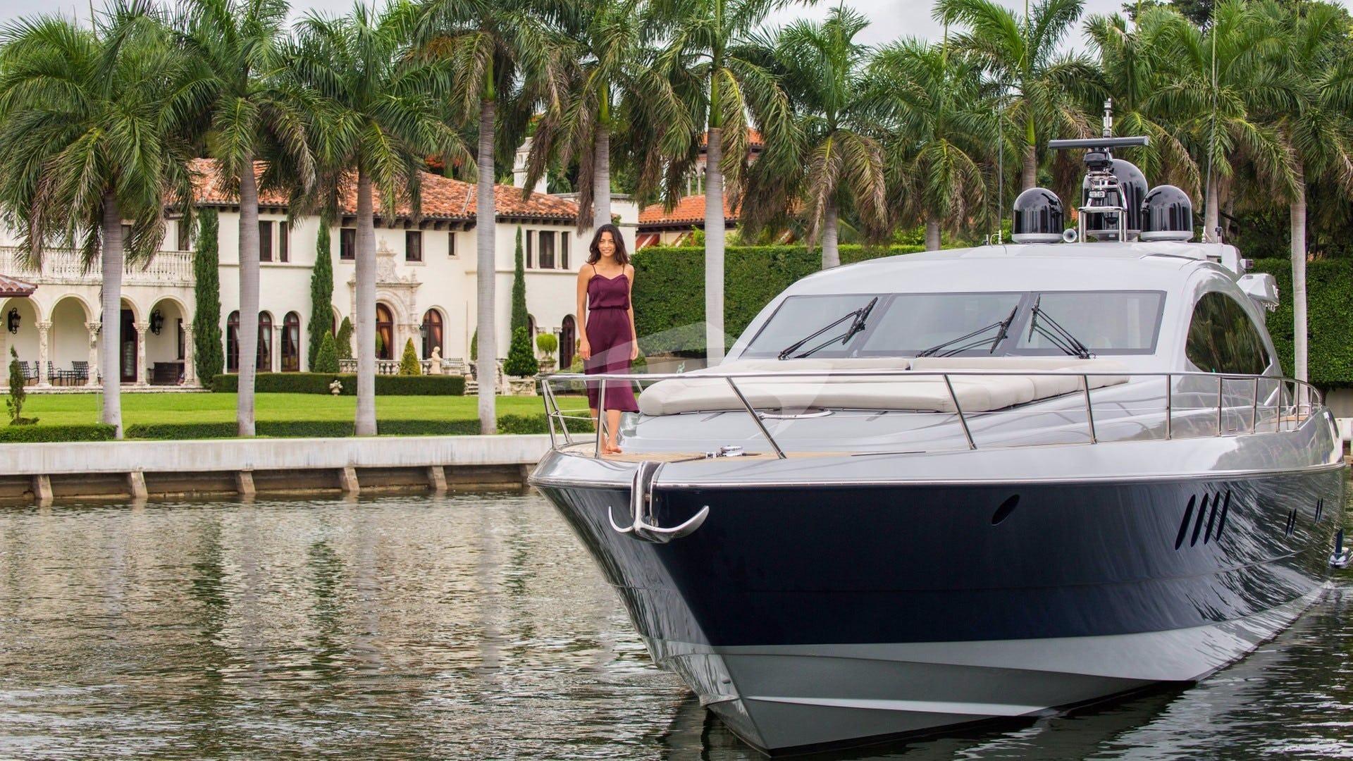 Yacht Andiamo Charter Yacht