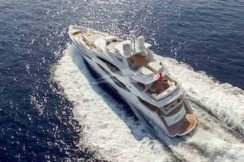 131ft Yacht LADY M