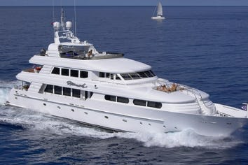 125ft Yacht NICOLE EVELYN