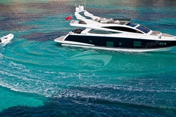 75ft Yacht SUMMER BREEZE