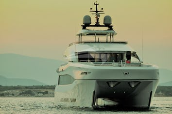 111ft Yacht QUARANTA