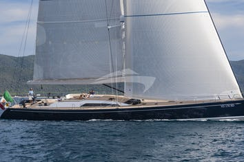 115ft Yacht SOLLEONE