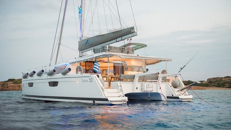 Yacht Charter SEA ENERGY V