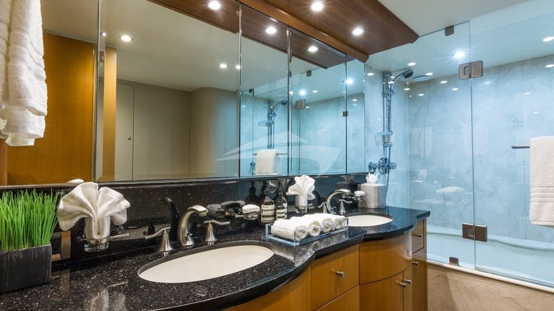 LIVING THE DREAM :: Master Ensuite