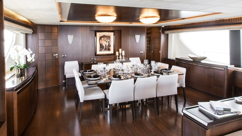 Formal Dining Forward of Salon