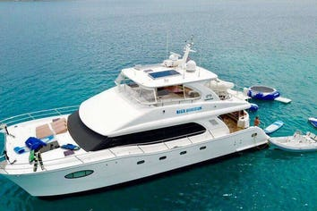 60ft Yacht BLUE HORIZON