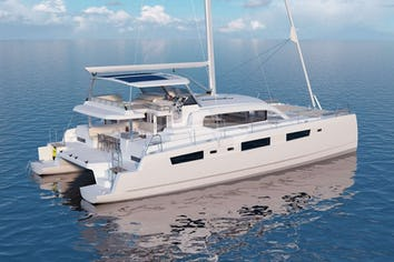 59ft Yacht VOYAGE 590
