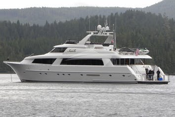 118ft Yacht ISABELLA