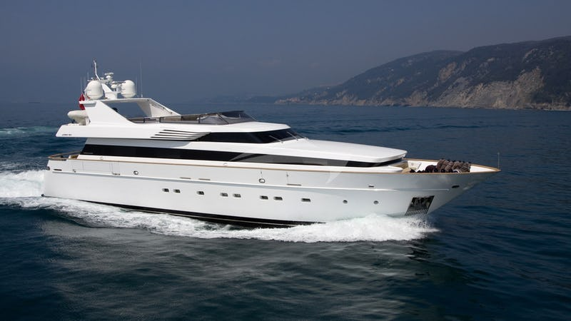 Yacht Charter ALEXIA