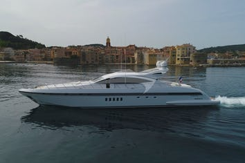 91ft Yacht ORION I