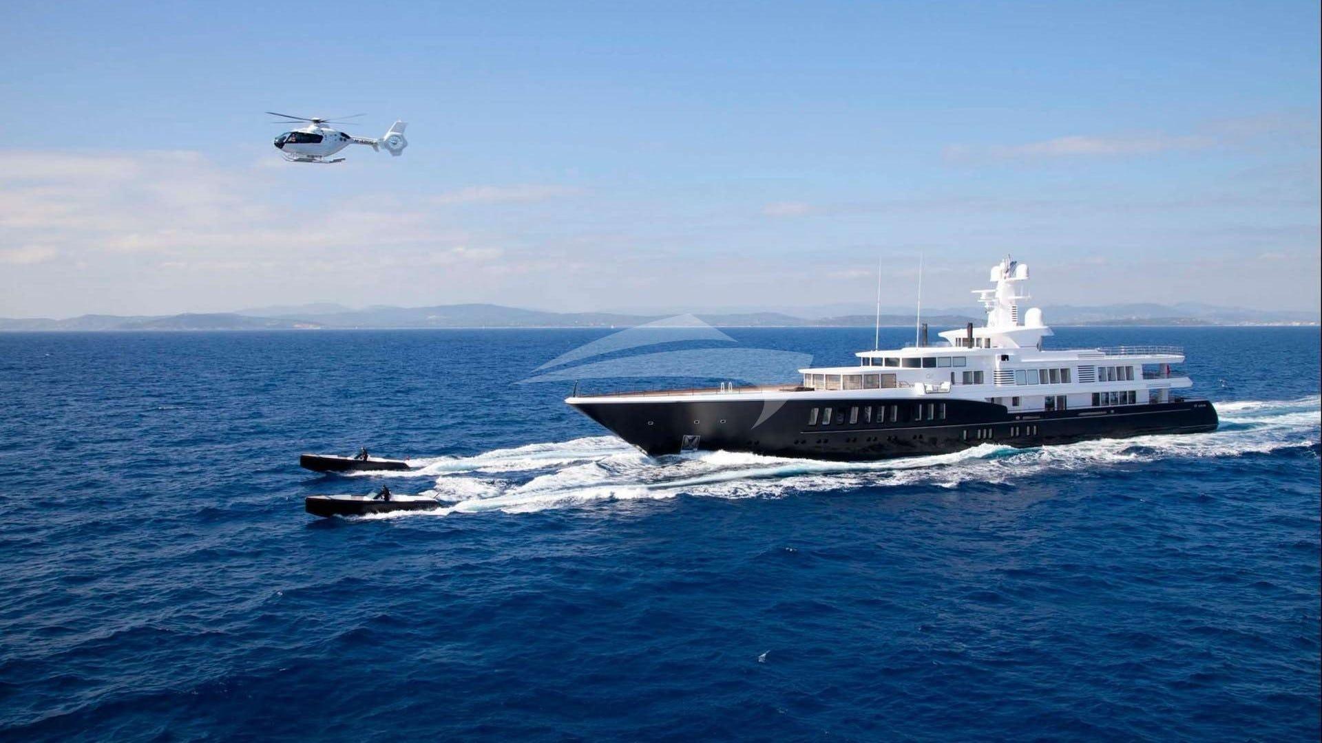 Yacht AIR Charter Yacht