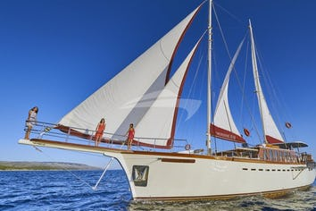 88ft Yacht MORNING STAR