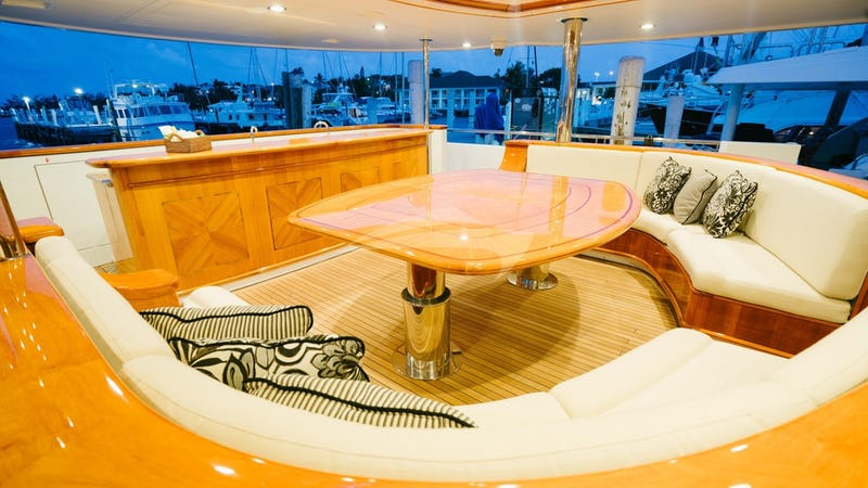 EXCELLENCE :: Aft Deck
