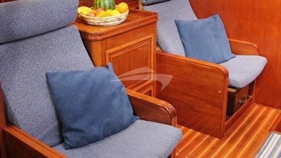 Saloon Armchairs