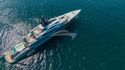 Vidéo de location de yacht de luxe TATIANA