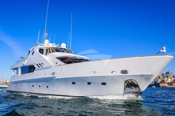 85ft Yacht GALAXY I