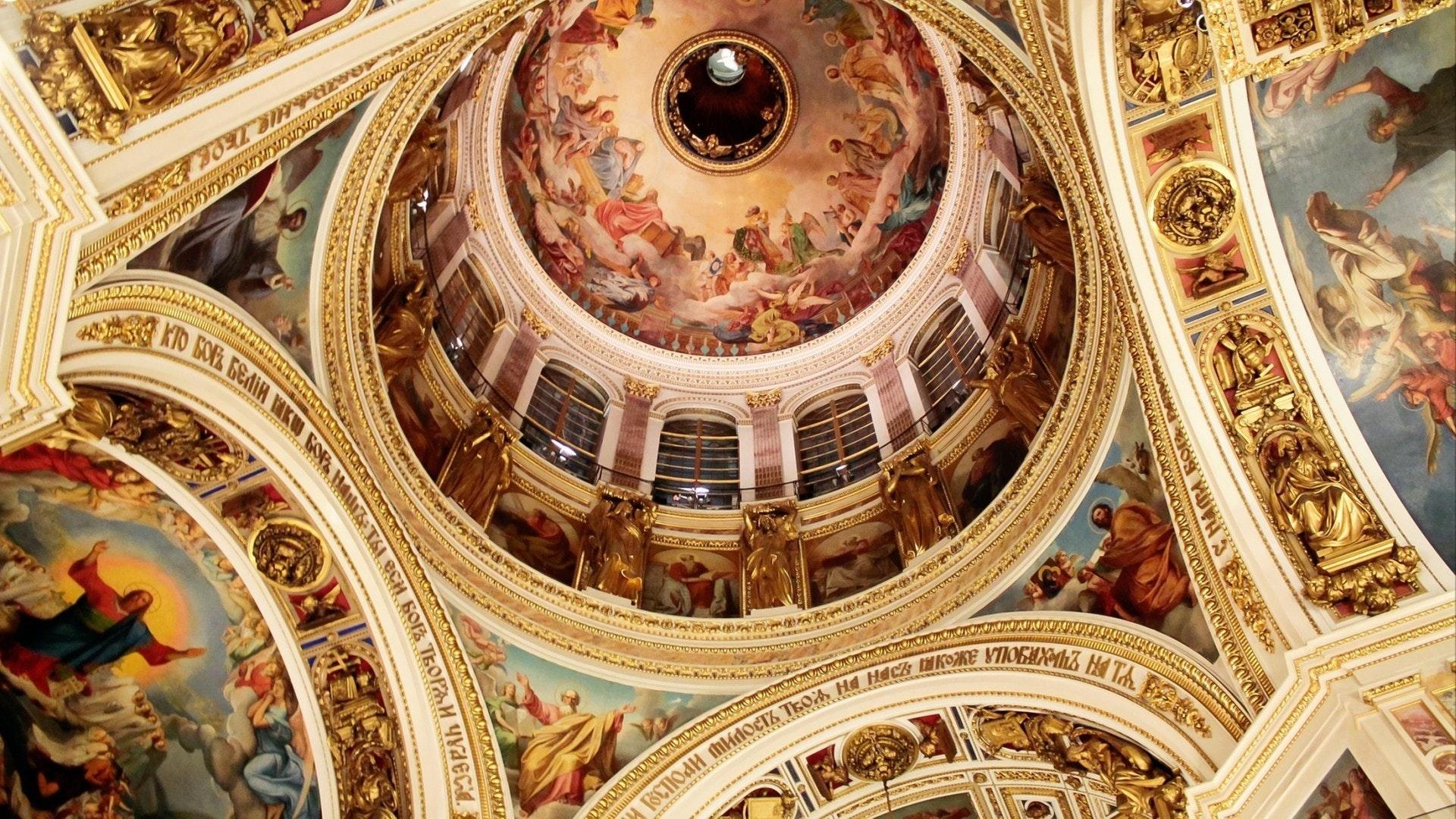 Исаакиевский собор или Исаакиевский собор, Санкт-Петербург